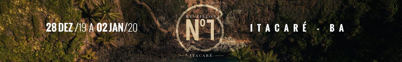 Reveillon Nº1 Itacaré